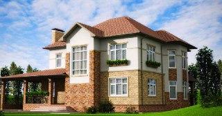 Фасадные работы Тамбов цена от 259 руб. м2
