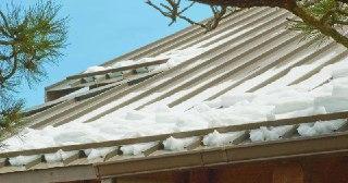 Монтаж снегозадержателей Тамбов цена от 827 руб.