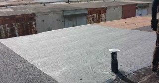 Ремонт кровли гаража Тамбов цена от 310 руб